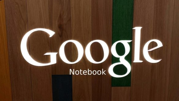 Google Notebook – Function, Where is notebook data exported?
