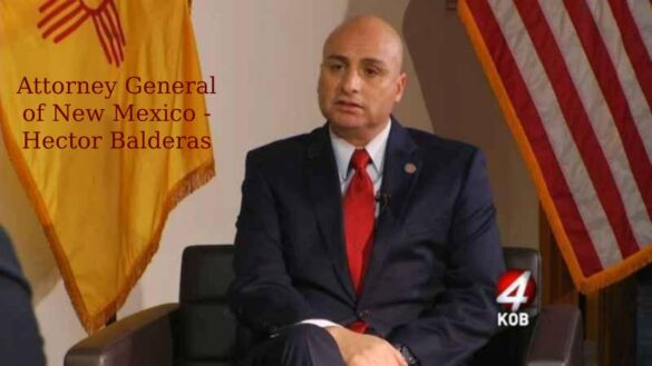 Attorney General of New Mexico