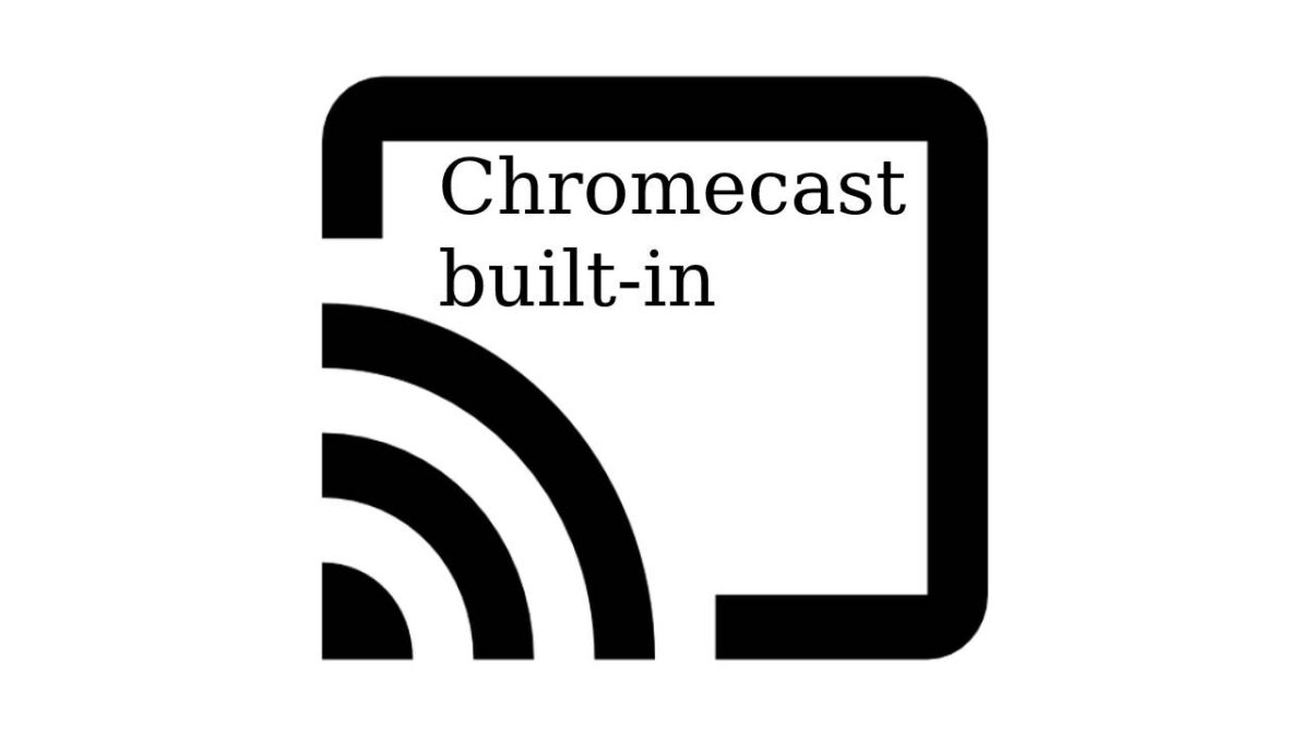Chromecast built-in – How to use? Google Chromecast built-in speakers and music systems