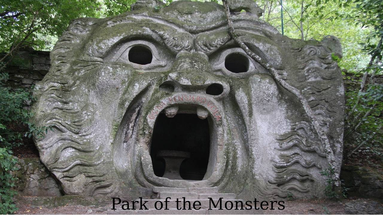 Park of the Monsters
