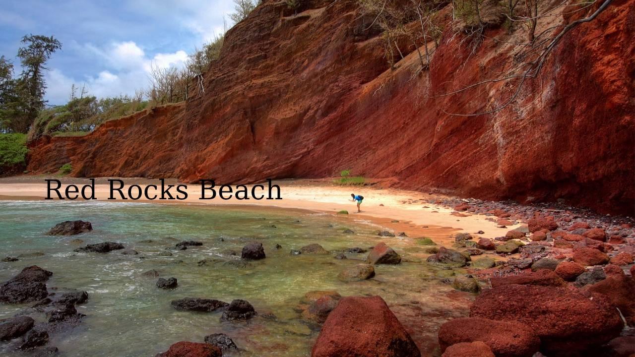 Red Rocks Beach