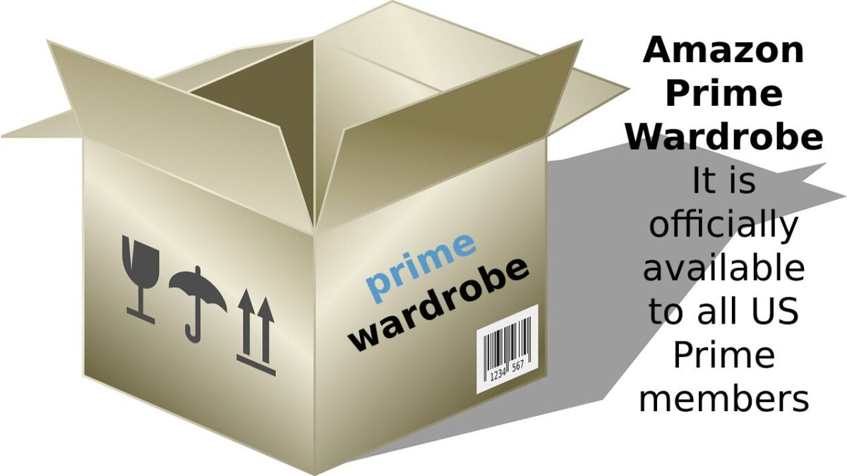 Amazon Prime Wardrobe – Amazon Prime Wardrobe is officially available to all US Prime members
