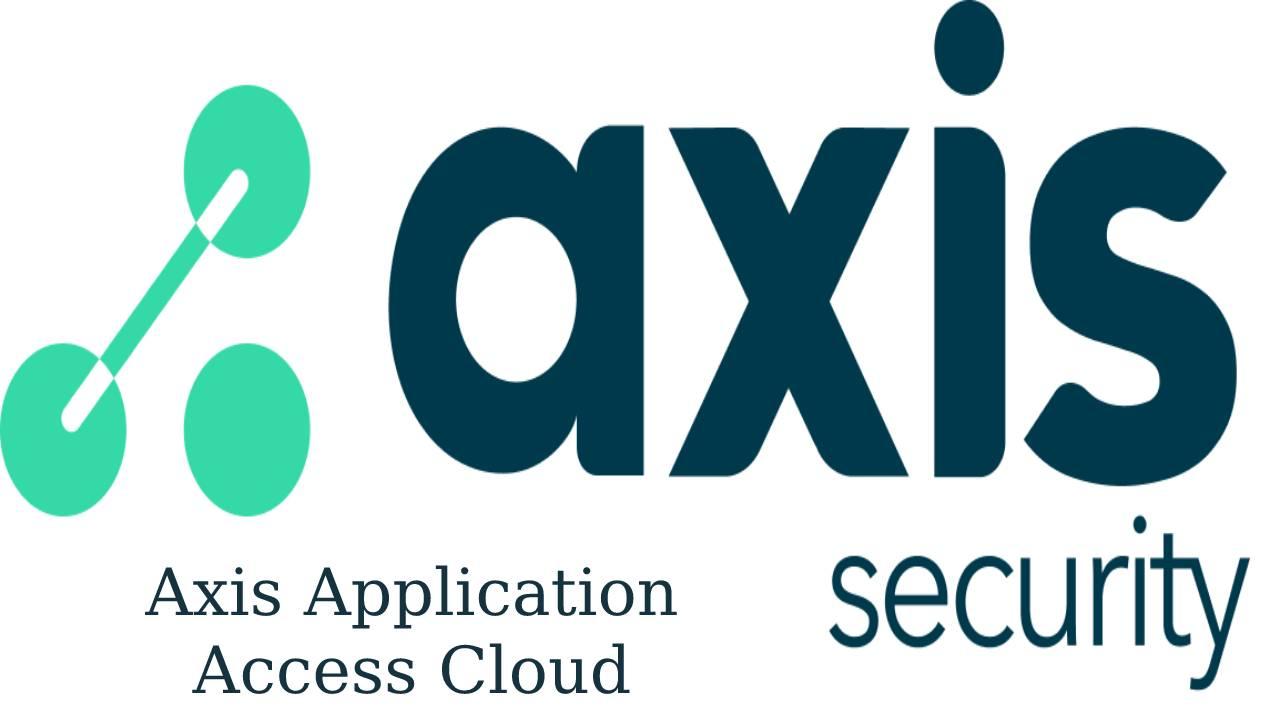 Axis Application Access Cloud