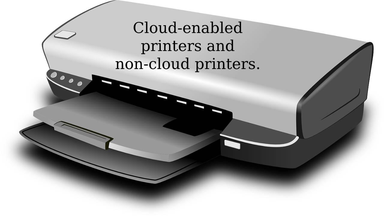 Google Cloud Printers