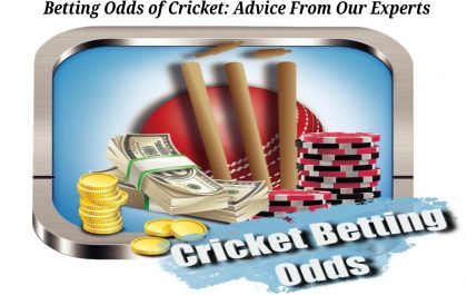Betting Odds of Cricket_ Advice From Our Experts